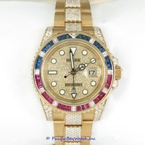 Rolex GMT-Master II 116758SARU pre-owned