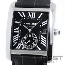 Cartier Tank MC W5330004 pre-owned