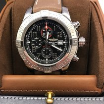 Breitling Super Avenger II A1337111/BC28/440X/A20D.1 New Steel 48mm Automatic