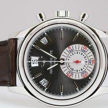 Patek Philippe Annual Calendar Chronograph Platino Gris Sin cifras
