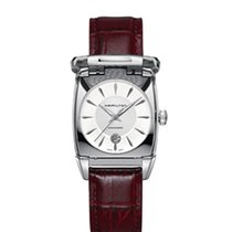 Hamilton Flintridge Steel 36.2mm Silver No numerals