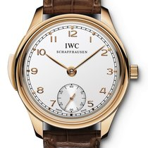 IWC IW544907 Or rose 44mm nouveau