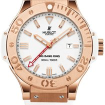 Hublot Big Bang King new Rose gold