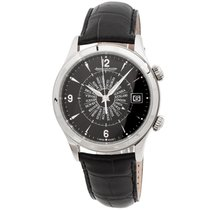 Jaeger-LeCoultre Master Memovox Stainless Steel Automatic