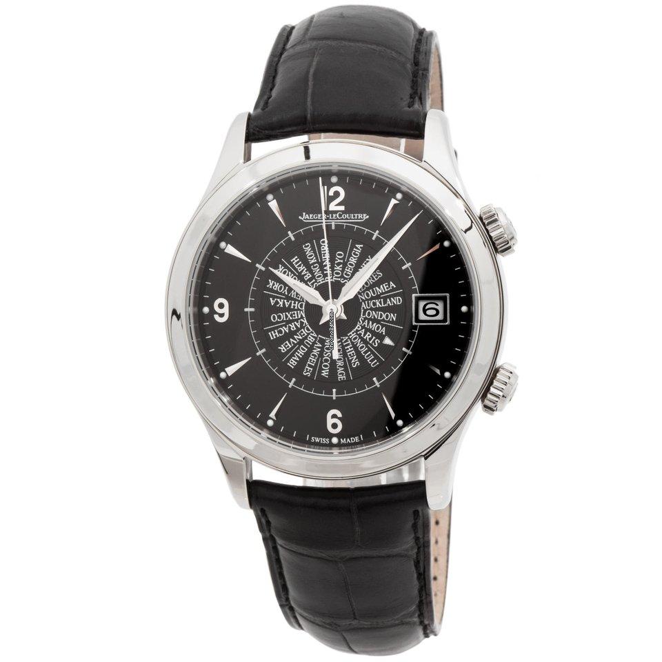 d02375e83c Jaeger-LeCoultre Master Memovox - all prices for Jaeger-LeCoultre Master  Memovox watches on Chrono24