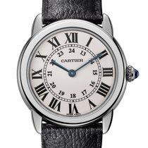 Cartier Ronde Croisière de Cartier Steel 29mm Silver Roman numerals United Kingdom, London