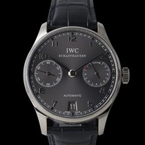IWC Portuguese Automatic White gold 42mm Grey
