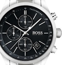 Hugo Boss 1513477 Grand-Prix Chrono 44mm 3ATM