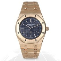 Audemars Piguet 15202OR.OO.1240OR.01 Roségoud 2019 Royal Oak Jumbo 39mm nieuw