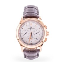 Jaeger-LeCoultre Master Chronograph Rose gold 40mm Silver United States of America, Texas, Dallas