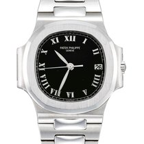 Patek Philippe , Stainless Steel Bracelet Watch, Nautilus, Ref...