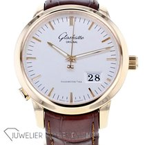 Glashütte Original Senator Panorama Date 100-03-11-01-04 2010 pre-owned