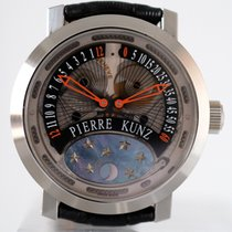 Pierre Kunz Titanium 41mm Automatic pre-owned United States of America, New York, New York