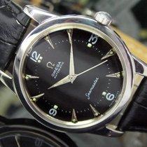 Omega Seamaster Bumper Half Rotor Automatic Steel Mens Watch...