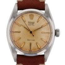 Rolex Steel 34mm Manual winding 6426 pre-owned United States of America, Massachusetts, Boston