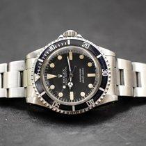Rolex Submariner 5513 pallettoni maxi dial top quality vintage