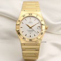 Omega Constellation Yellow gold 35mm United Kingdom, London