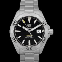 TAG Heuer Aquaracer 300M Steel 41mm Black United States of America, California, San Mateo