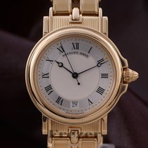 Breguet Yellow gold Automatic 35mm Marine
