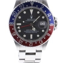 "Rolex GMT-Master ""Pepsi"" Matte Dial 16750"