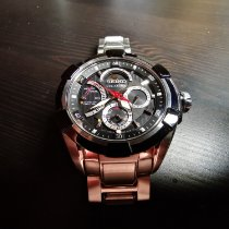 Seiko Velatura Kinetic Direct Drive tweedehands 46,3mm Staal