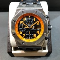 Audemars Piguet Royal Oak Offshore Chronograph Volcano Steel 42mm Black Arabic numerals United States of America, California, SAN DIEGO
