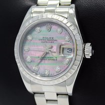 Rolex Oyster Perpetual Lady Date Steel 26mm Mother of pearl United States of America, Florida, Boca Raton