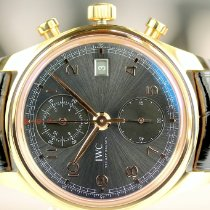 IWC Rose gold 42mm Automatic IW390405 new