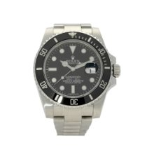 Rolex 116610LN Steel 2011 Submariner Date 40mm pre-owned United Kingdom, Liverpool
