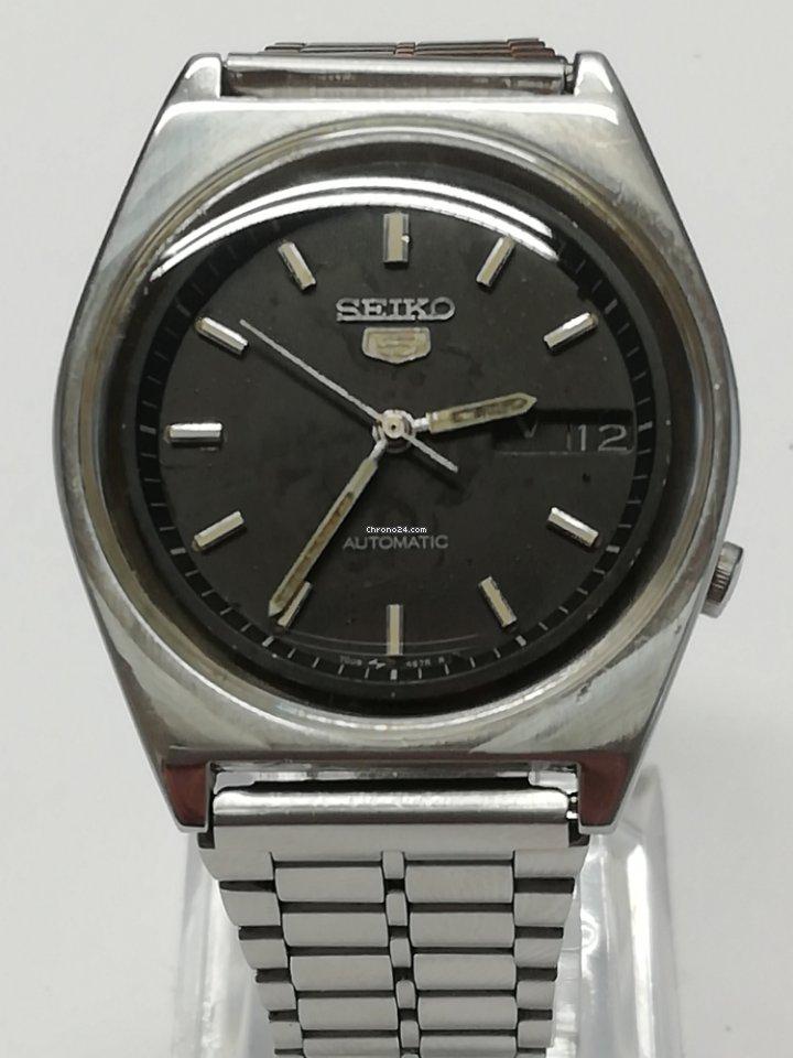 0170d033956b Seiko 5 - Precios de Seiko 5 en Chrono24