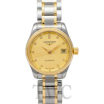 Longines Master Collection Steel Champagne