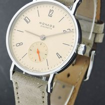 NOMOS Tangente 33 new 2019 Manual winding Watch with original box and original papers 151