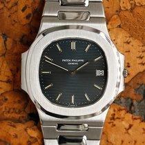 Patek Philippe 3700 Stål 1977 Nautilus 41mm begagnad