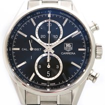 TAG Heuer Carrera Calibre 1887 Steel 41mm Black United States of America, Virginia, Vienna