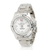 Breitling Colt Lady Steel 33mm White United States of America, New York, New York