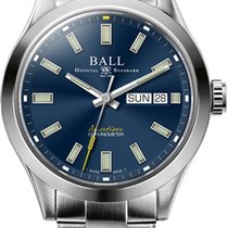 Ball Steel Automatic NM2180C-S4C-BE new