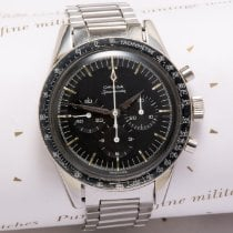 Omega Steel Manual winding 2998-61 pre-owned