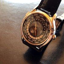 Patek Philippe 175th Anniversary World Time White Gold -...