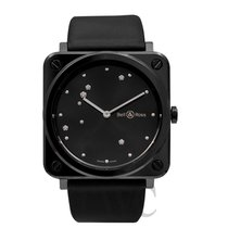 Bell & Ross BR S BRS-EBL-CE/SCA new