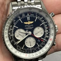 Breitling Navitimer 01 (46 MM) pre-owned 46mm Black Chronograph Date Steel