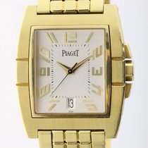 Piaget Upstream Yellow gold 33mm Roman numerals