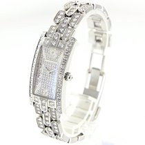 Harry Winston White gold 19mm Quartz 330/LQWW.D01/D3.1/D3.1 pre-owned