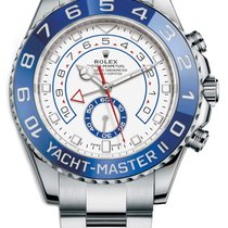 Rolex 116680 Zeljezo 2019 Yacht-Master II 44mm nov