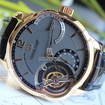 Greubel Forsey GMT Rose gold