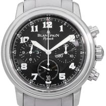 Blancpain Léman Fly-Back Steel 38mm