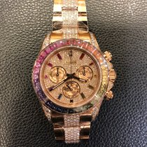 Rolex Daytona 116595RBOW-0002 2019 new
