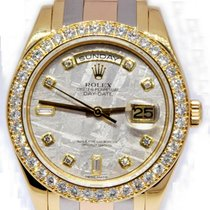 Rolex Or jaune 39mm Remontage automatique 18948 occasion