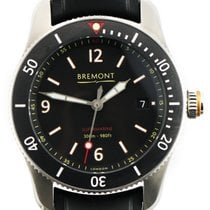 Bremont Steel Automatic S300 BK pre-owned United Kingdom, London