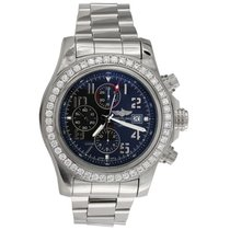 Breitling Super Avenger II A13371 Very good Steel 48mm Automatic