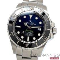 Rolex Sea-Dweller Deepsea 116660 2016 подержанные